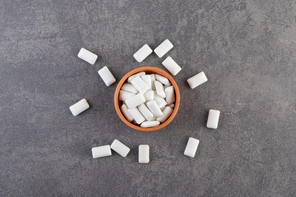 chewing-gum cbd